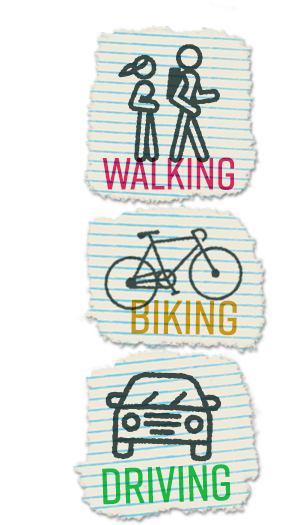 side-bar_walking-biking-driving