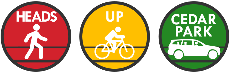 Walk, Cycle and Drive Safely